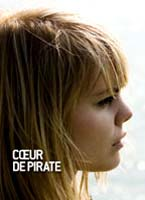 partitions Coeur de pirate