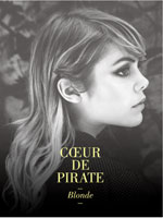 partition Blonde_Coeur de pirate